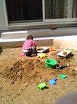 砂遊びミノ